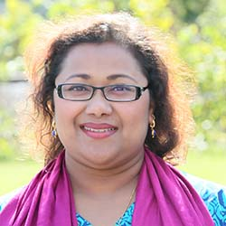 Photo of Shifa Podikunju-Hussain